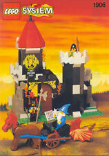 LEGO 1906 - Castle: Dragon Knights - Majisto's Tower - 1994 - NO BOX