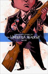 Umbrella-Academy-TPB-Volume-2-Dallas-Softcover-Graphic-Novel