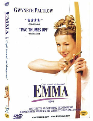 Emma (1996) - Gwyneth Paltrow DVD *NEW