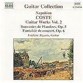 Coste;Guitar Music Volume 2, Coste, N., Very Good