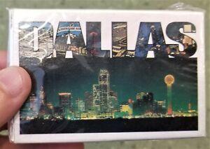 Dallas Texas Souvenir Playing Cards