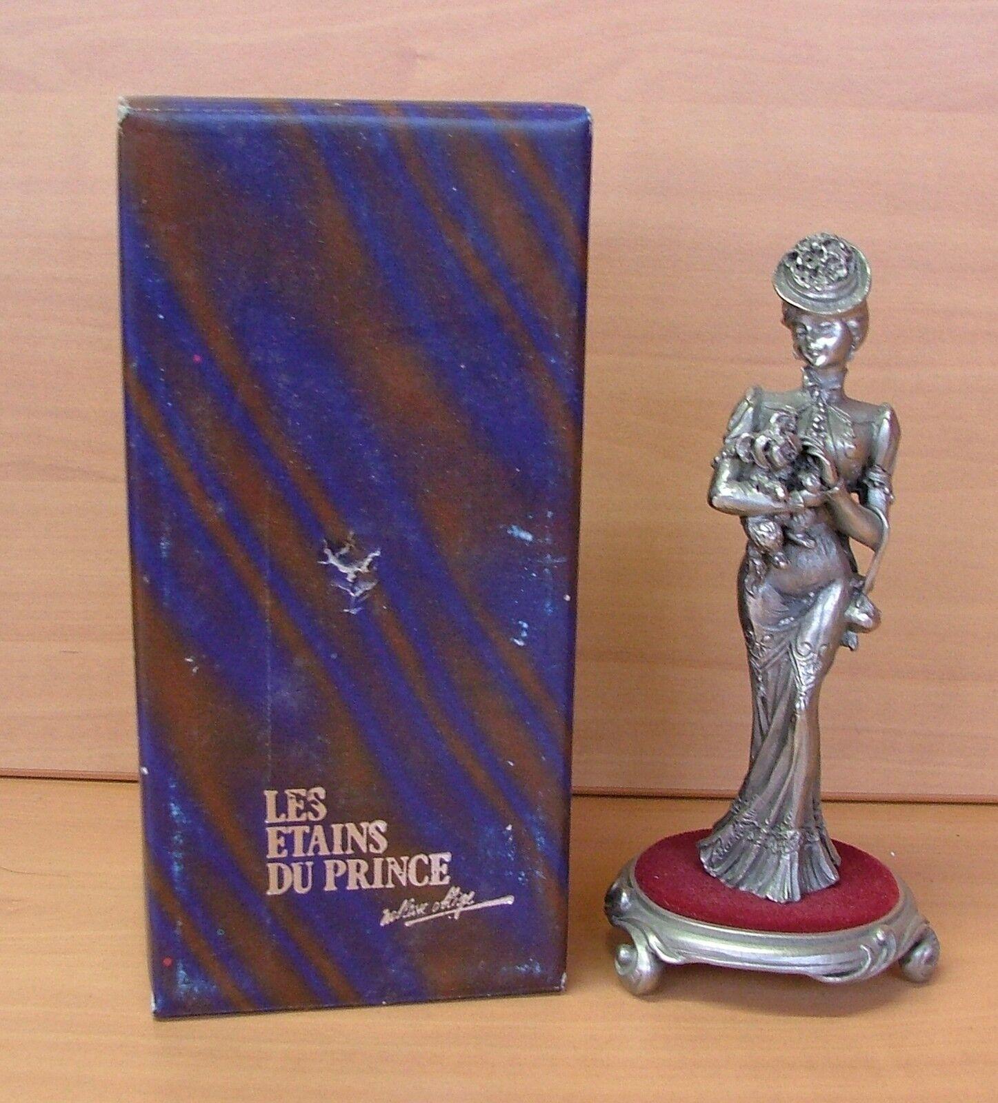 Etain du Prince Collection FROU FROU Belle Epoque Sophie + boite L@@K