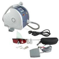 Profession Laser Tattoo Eyebrow Pigment Removal Beauty Machine 160mj 350mj 600mj
