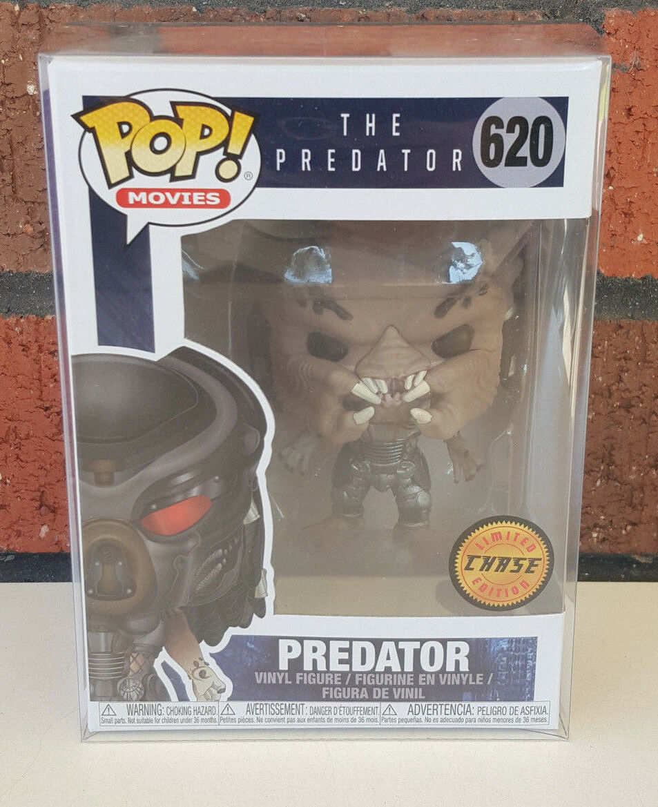 FUNKO POP  PROTator - CHASE Limited Edition + Protector