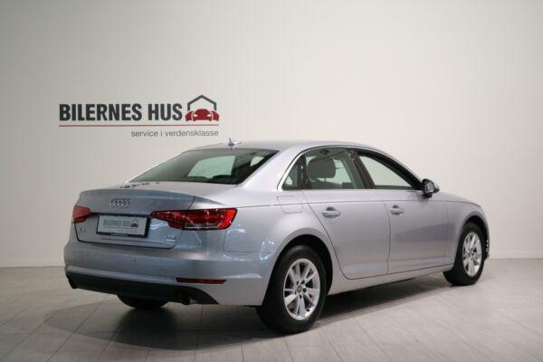 Audi A4 2,0 TFSi 190 S-tr. - billede 1