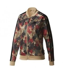Details zu Adidas PW HU Hiking SST Track Top Jacket Multicolor