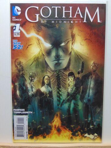 Universe Comics  CB4479 Gotham by Midnight #1 the new 52  D.C