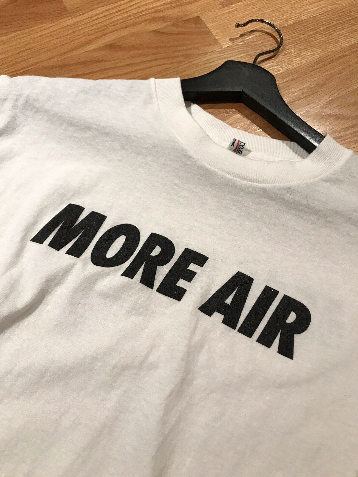 Sean Wotherspoon More Air Less Boost Authentic T Shirt Round Two M Tee