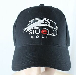 637ce1aab5e Adidas Superflex Hat SIUE Golf Hat Cougers Curved Bill Adult Size S ...
