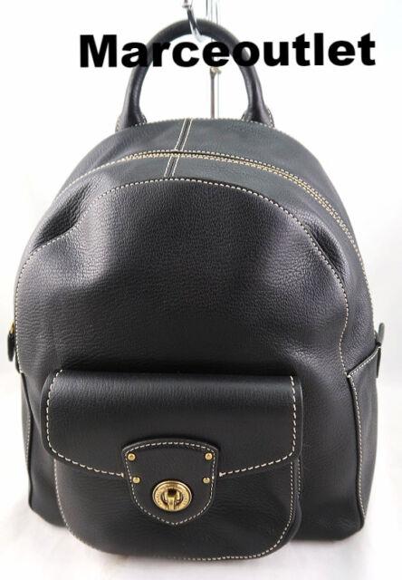 c7c9c5fee8d9 Lauren Ralph Lauren Millbrook Black Backpack Purse Handbag S24 for ...