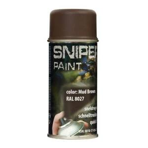 Spray-bote-pintura-marron-militar-camuflaje-replica-secado-rapido-150-ml