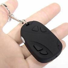 Mini Car Key Chain Spy Video Recorder Hidden Camera Camcorder Cam DVR Pinhole