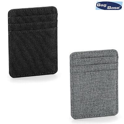 Bagbase Essential Card Slip Bg59 Ohne RüCkgabe