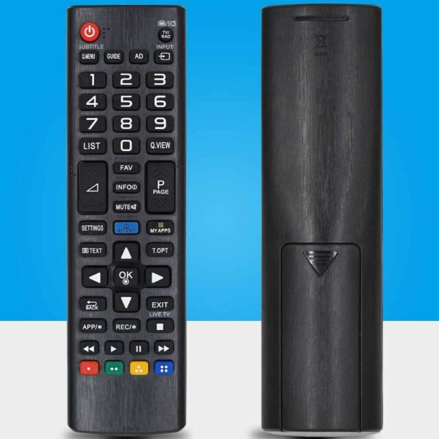 Remote Control Original Smart TV LG AKB73975728 Akb73975757
