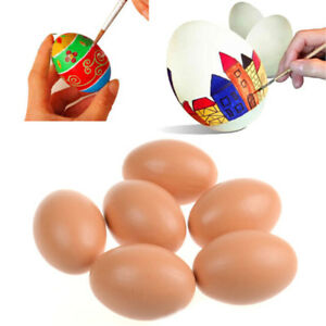 3x-DIY-Painting-Easter-Eggs-Creative-Simulation-Egg-Kids-Educational-Gift-ToyP0