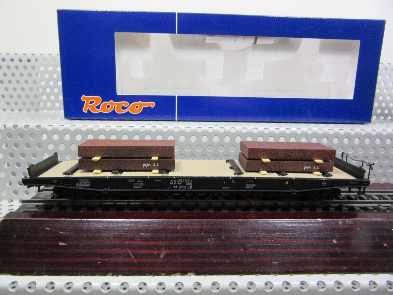 Spur H0 ROCO 76392 Schwerlastwagen der ÖBB DC