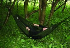 Highlander Trekker Hammock - Ultra Lightweight Durable Sleeping Hammock Camping