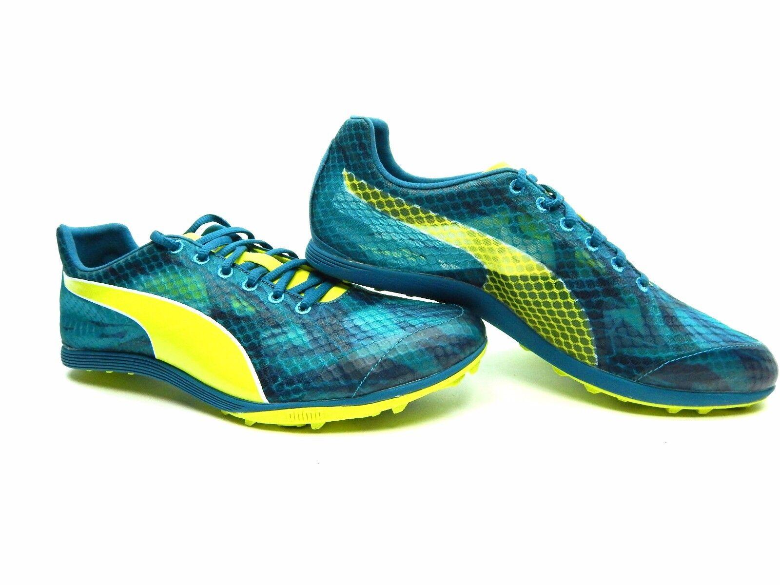 PUMA CROSSFOX XCS V2 SIZE Blau CORAL SULPHUR WOMEN Schuhe SIZE V2 11 04ac83