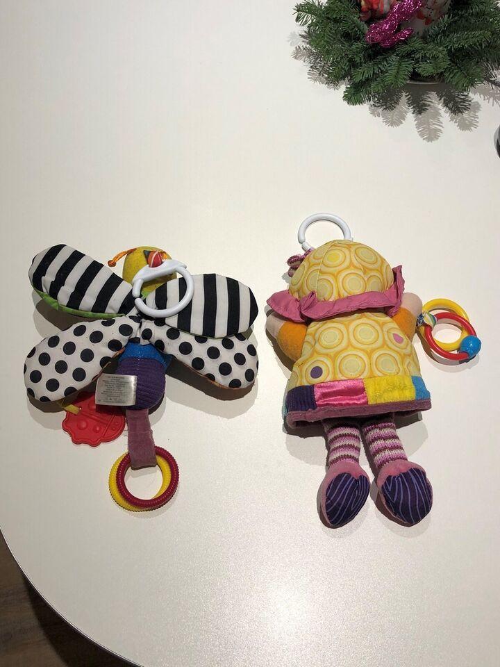 Andet legetøj, Lamaer dukke og sommerfugl, Lamaze