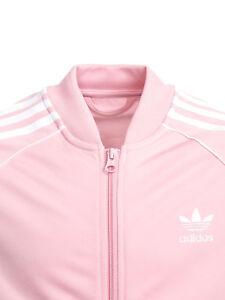 adidas felpa bambina rosa