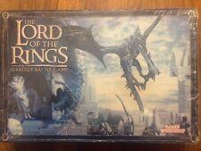 Señor De Los Anillos Witch King en cayó Bestia Nuevo Sellado Games workshop LOTR Metal
