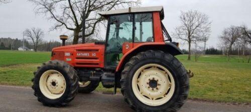 Same Antares 100-110-130 Tractores-Manual Taller