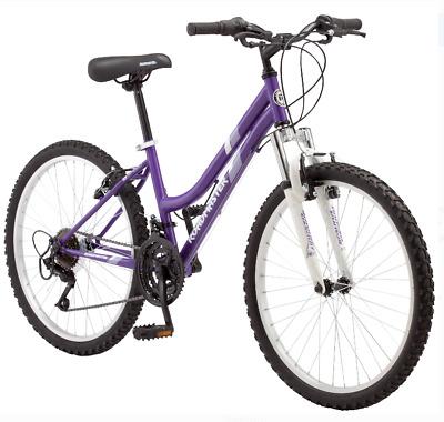 NEW ROADMASTER Granite Peak 24 inch Girl/'s Mountain Bike Purple FREE SHIP