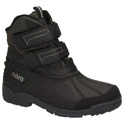 Nora Tobi Unisex Damen Herren Kinder Schuhe Schneestiefel Winter Boots Klett NEU