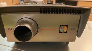 Rare-Vintage-Technicolor-580-Instant-Movie-Projector-Film-Projector-Super-8mm