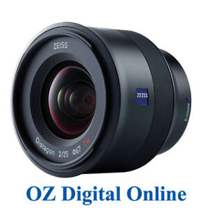 NEW-Carl-Zeiss-Batis-25mm-F2-for-Sony-E-mount-Lens-1-Year-Aust-Wty