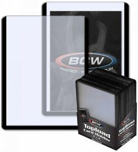BCW-Standard-Trading-Card-Toploader-w-Black-Border-3-034-x-4-034-Qty-1-000