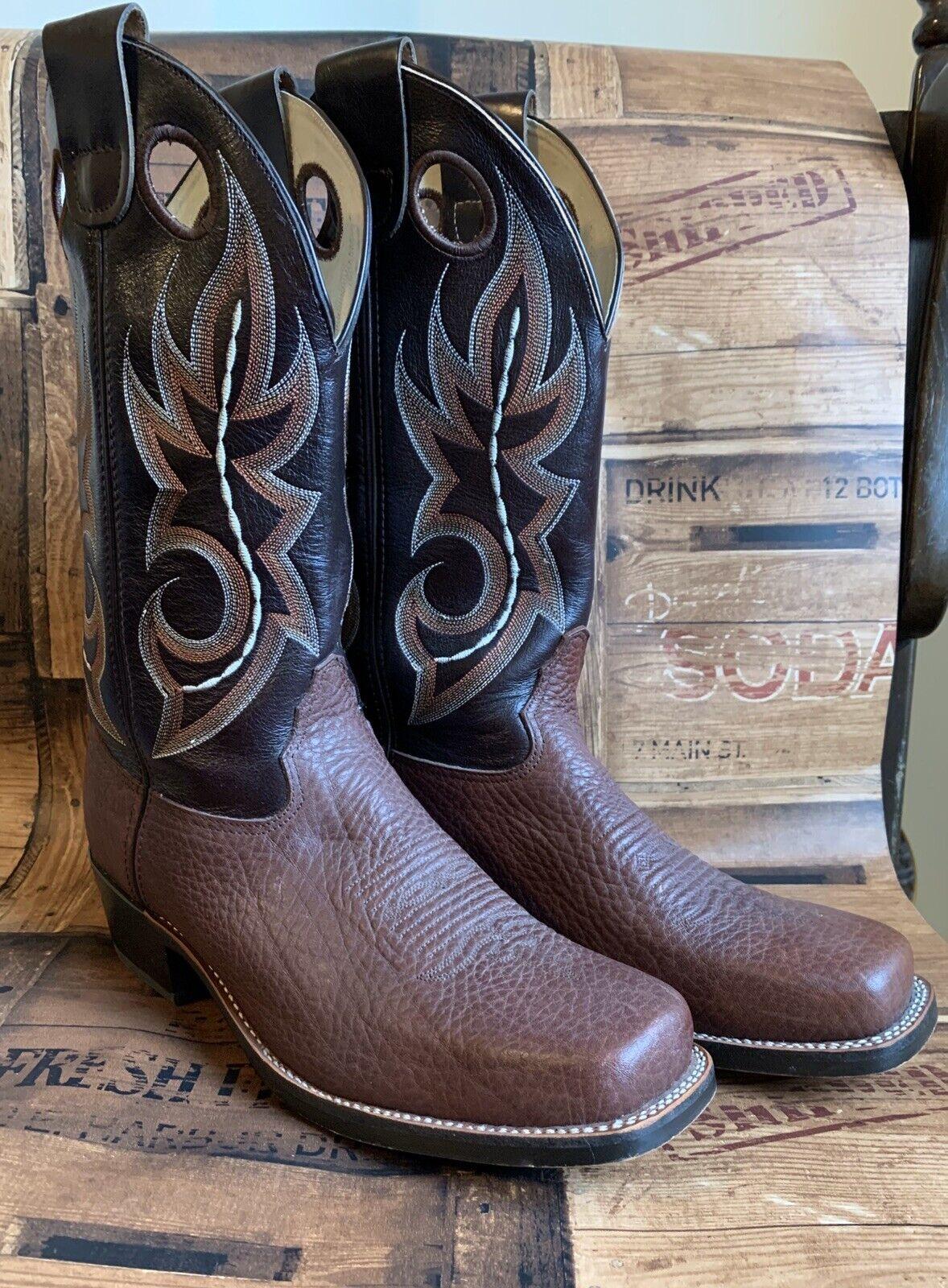 Durango Cowboy Boots UK Size 9