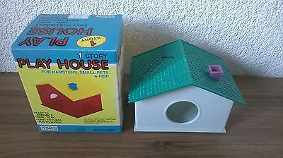"""NEU in OVP """"Play House""""  für Hamster,Mäuse und andere Kleinnager"""