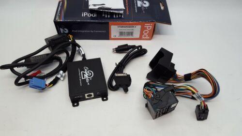 CTARNIPOD 005.3 Coche iPod//iPhone AUX-in Interfaz Adaptador Para Renault Clio Megane