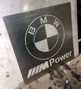 Details about BMW LOGO dxf for laser cut