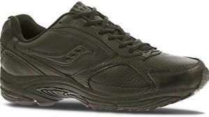 Saucony-Men-039-s-Shoes-Grid-Omni-Low-Top-Lace-Up-Black-Noir-Violet-Size-12-5-JvjK