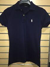 Ralph Lauren Women The Skinny Polo T Shirt Size XL