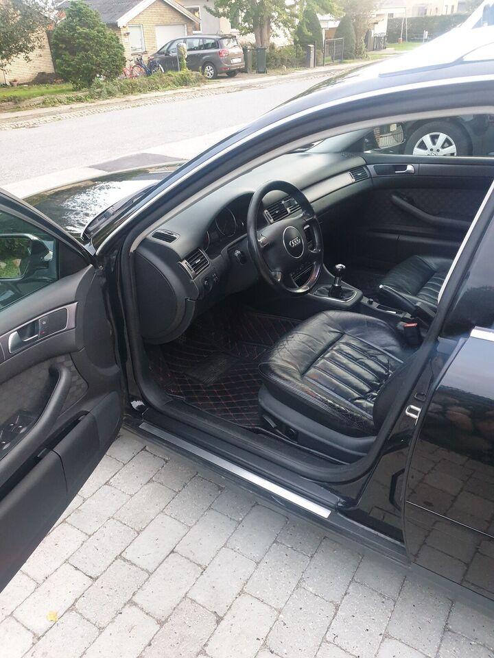 Audi A6, 2,0 Avant, Benzin
