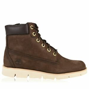 Stable Brand New In Box-timberland Radford Lacets Bottes-marron-taille 3.5 (eu 36)-afficher Le Titre D'origine Divers Styles