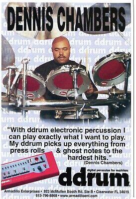 1997 small Print Ad of Regal Tip Quantum 3000 Drumsticks John Stanier of Helmet