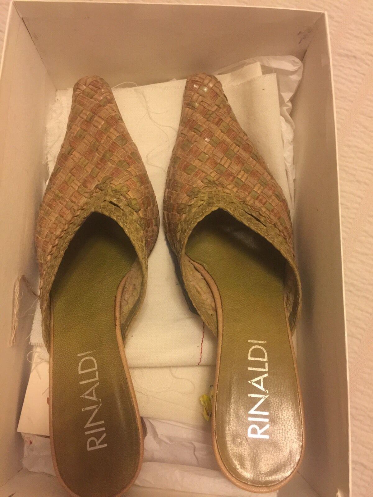Rinaldi Women's Shoes 37.5