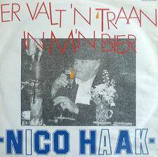 """7"""" 1989 VG+++ ! NICO HAAK Er Valt ´n Traan In M´ n Bier"""