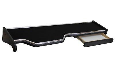 LKW MAN TGA XXL Passform Ablagetisch Tisch mit Schublade Velour Schwarz | eBay