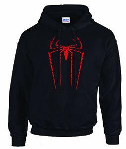 Spiderman-Felpa-con-Cappuccio-Ispirare-Marvel-Unisex-Maglione-Regalo-Veleno