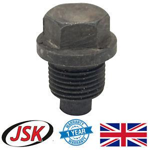 Oil-Sump-Pan-Magnetic-Drain-Plug-Nut-for-Cummins-6B-6BT-6BTA-4B-4BT-DAF-45-55
