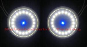 Plafoniere A Led Blu : Luce plafoniera interna led smd bianca blu alfa giulietta tuning