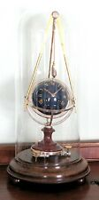 A Ball Clock, With an Over Hanging Pendulum Bob That Regulates The Time!!