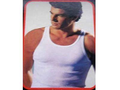 Uomo Camicia Da Sotto Shirt Camicia Doppelripp Bianco Spar Pack 4 Per 1. Taglia 5-10 Nuovo Ovp-mostra Il Titolo Originale Vendite Economiche