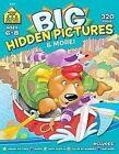 Big Hidden Pictures & More 9781601592583 by School Zone Paperback