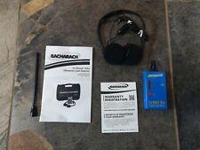 Bacharach 28 8000 Ultrasonic Leak Detectorfolding Headset Full Kit